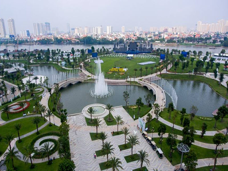 Landmark Central Park a new home for a luxury lifestyle in Vietnam